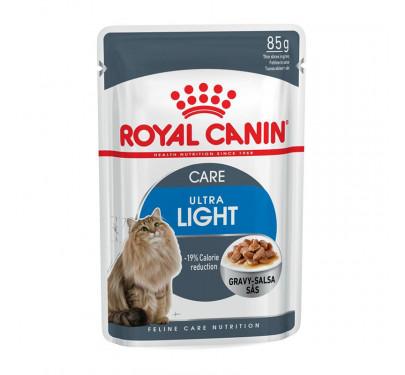 Royal Canin Wet Ultra Light Gravy 85g