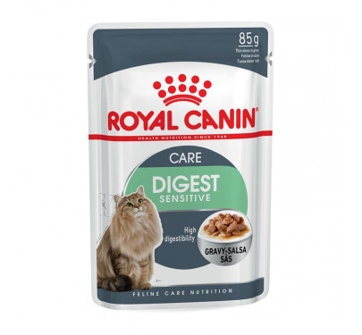 Royal Canin Wet Digest Sensitive Gravy 85g