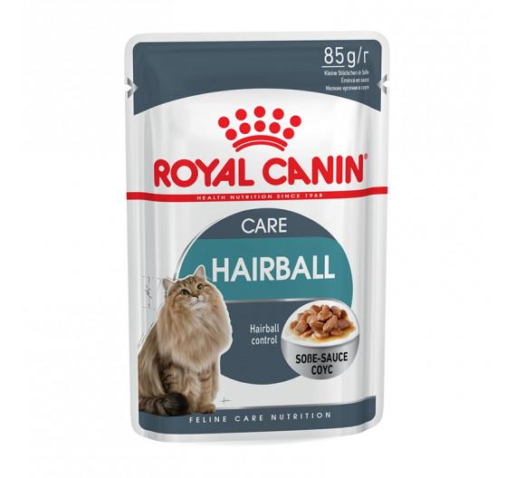 Royal Canin Wet Hairball Gravy 85g