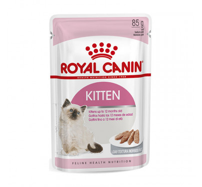 Royal Canin Wet Kitten In Loaf 85g