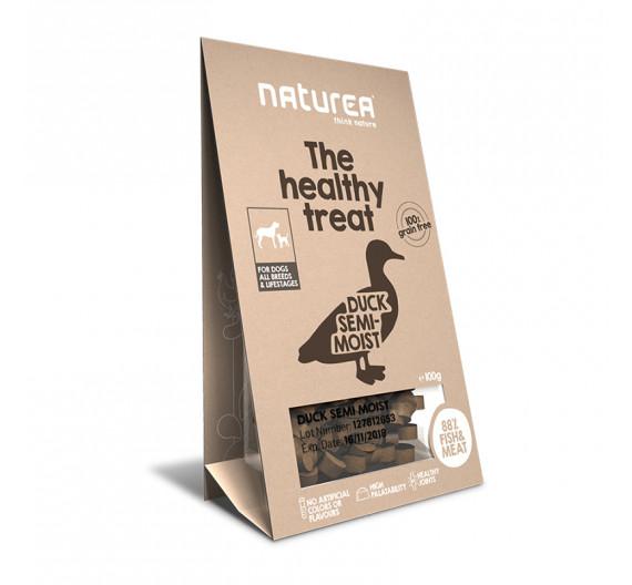 Naturea Semi-moist Snacks Duck 100gr