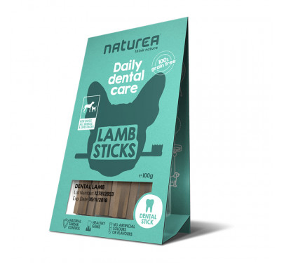 Naturea Dental Sticks Chicken 100gr