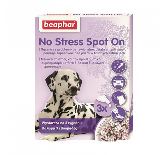 Beaphar No Stress Spot On Dog