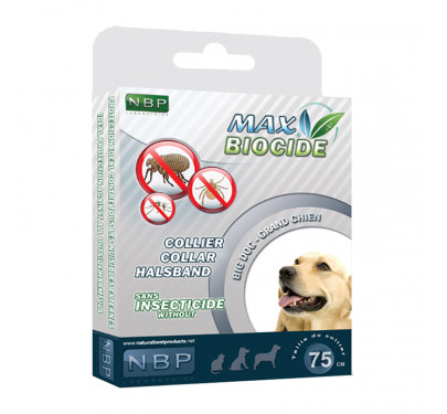 Natural Best Products Max Biocide Collar 75cm