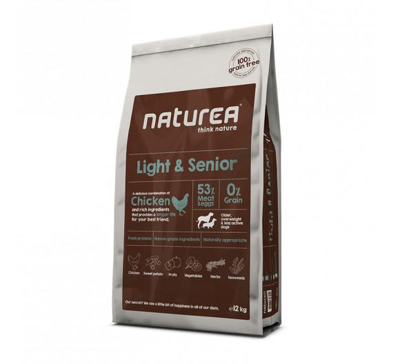 Naturea Grain Free Light & Senior 12Kg