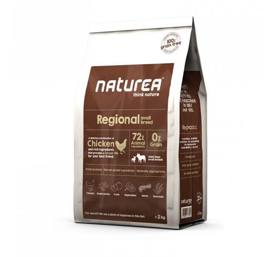 Naturea Grain Free Small Breed 2Kg