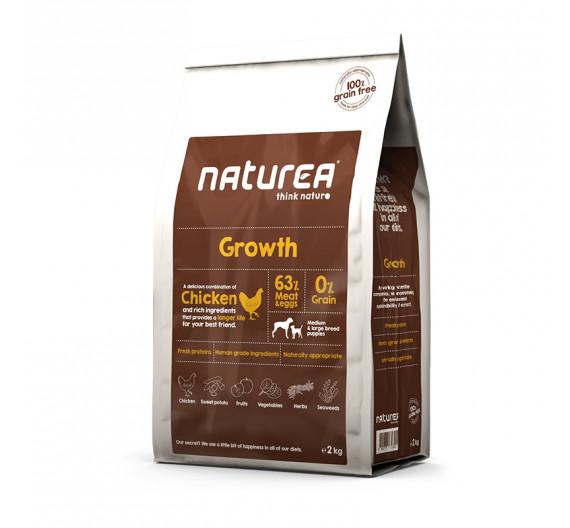 Naturea Grain Free Growth 2 Kg