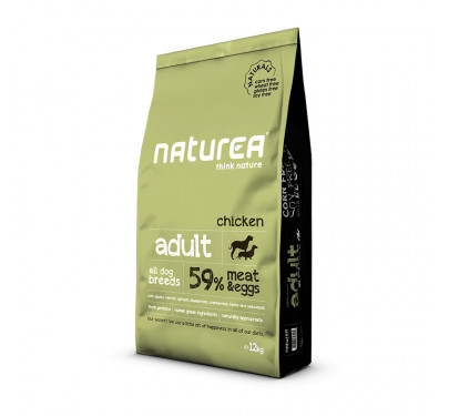 Naturea Naturals Adult Chicken 12kg