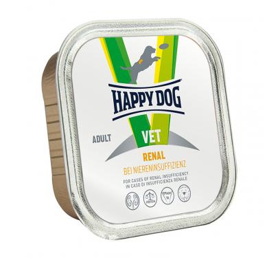 Happy Dog Vet Diet - RENAL - renal insufficiency 150gr