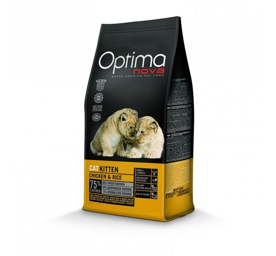 Optima Nova Kitten 8kg