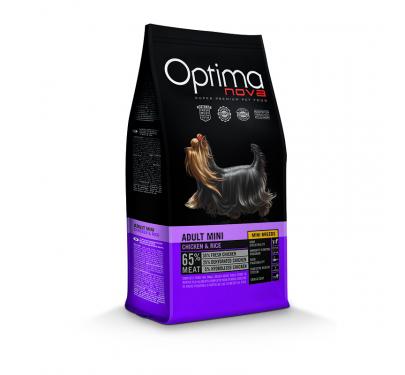 Optima Nova Adult Mini Chicken & Rice 12kg