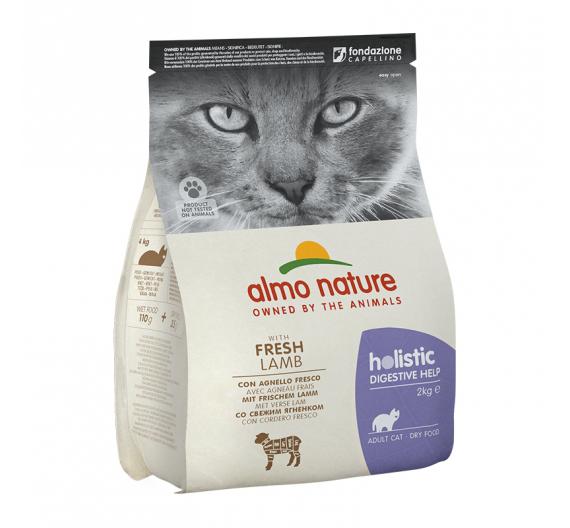 Almo Nature Holistic Intestinal Lamb 2kg