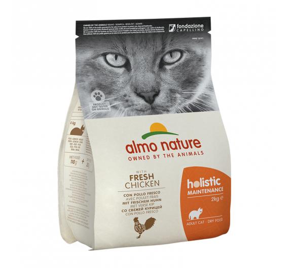 Almo Nature Holistic Chicken & Rice 2kg