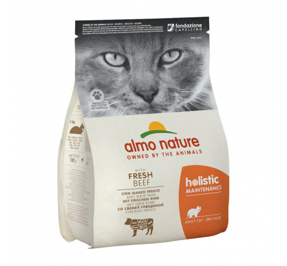 Almo Nature Holistic Beef & Rice 400gr