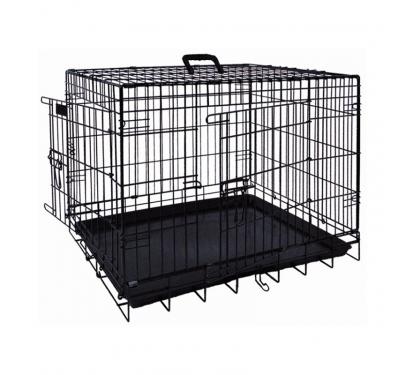 Nobby Επαγγελματικό Κλουβί Περιορισμού/Μεταφοράς Μαύρο έως 40kg