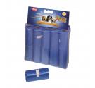 Nobby Σακούλες Απορριμάτων Μπλε 20x15 τμχ.
