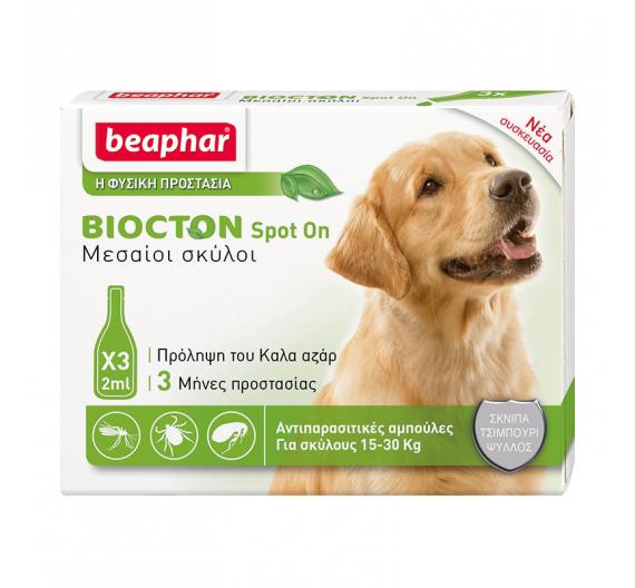 Beaphar Biocton Spot On 15kg - 30kg