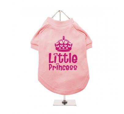 """Βαμβακερό T-shirt Σκύλου """"Little Princess"""""""