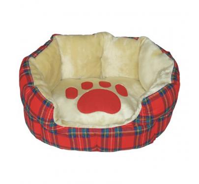 Κρεβάτι με Γούνα Scottish Red