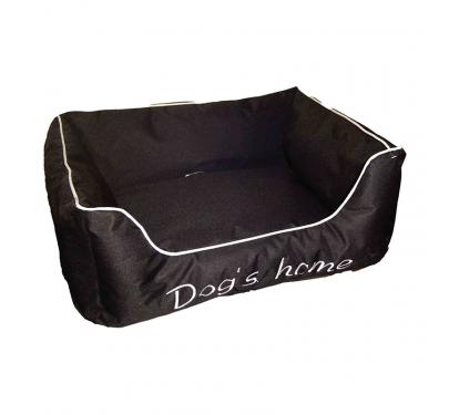 Kρεβάτι Poly Μαύρο
