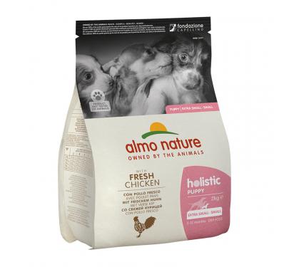 Almo Nature XS-S Puppy Chicken & Rice 2kg