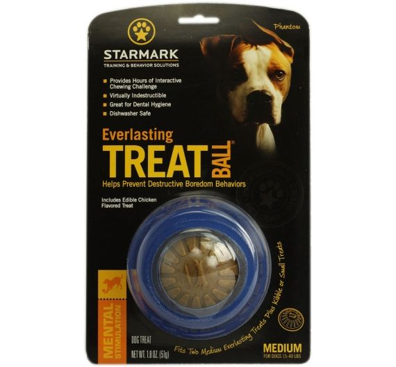 Starmark Everlasting Treat Ball small