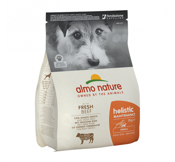 Almo Nature XS-S Beef & Rice 2kg