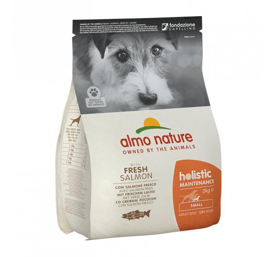 Almo Nature XS-S Salmon & Rice 2kg
