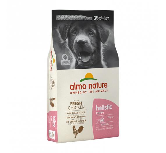 Almo Nature M-L Puppy Chicken & Rice 12kg