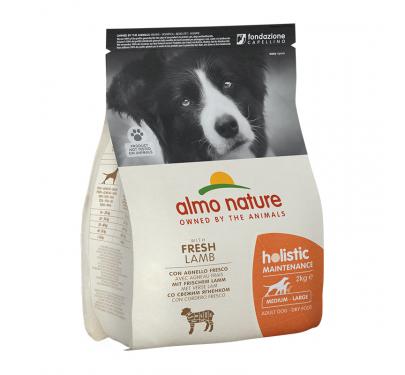 Almo Nature M-L Lamb & Rice 2kg