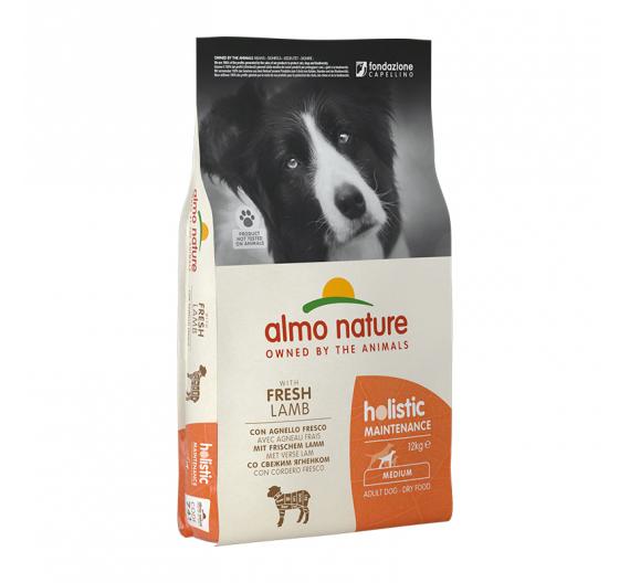 Almo Nature M-L Lamb & Rice 12kg