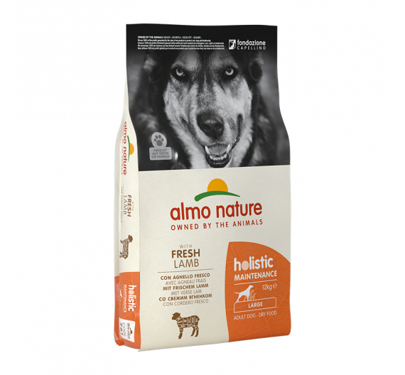 Almo Nature L Lamb & Rice 12kg