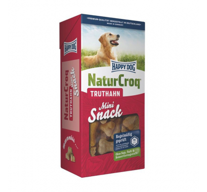 Happy Dog Snack Mini Γαλοπούλα 350gr