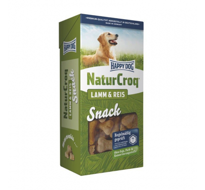 Happy Dog Snack Αρνί & Ρύζι 350gr
