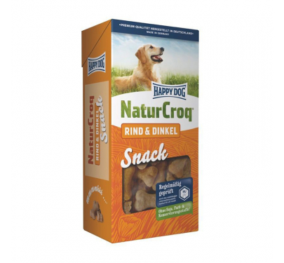 Happy Dog Snack Βοδινό 350gr