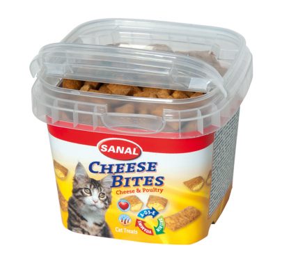 Sanal Cheese Bites 75gr