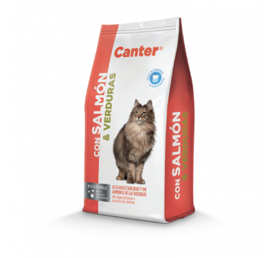 Canter Adult Salmon Yogurt 20kg