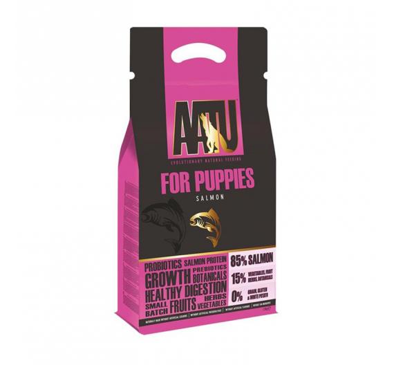AATU Salmon For Puppies 1.5kg