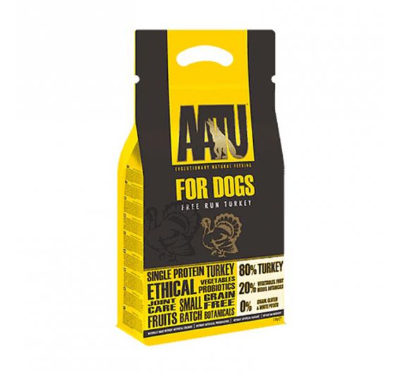 AATU Free Run Turkey 10kg