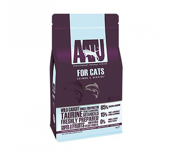 AATU Cat Salmon 200gr