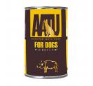 AATU Wild Boar & Pork Can 400g