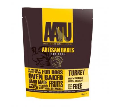 AATU Turkey Artisan Bakes 150gr