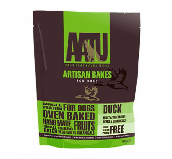 AATU Duck Artisan Bakes 150gr