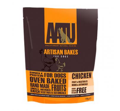 AATU Chicken Artisan Bakes 150gr