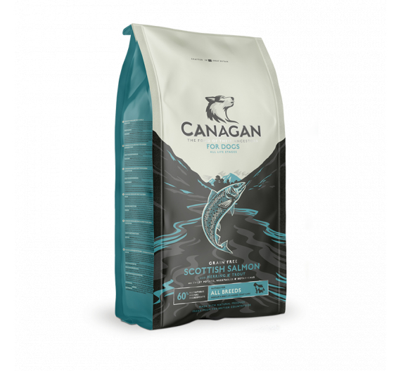 Canagan Scottish Salmon for Dogs 12kg