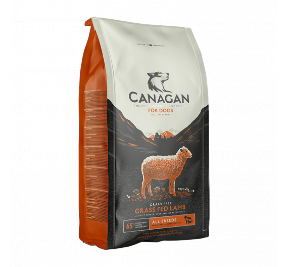 Canagan Grass Fed Lamb for Dogs 12kg