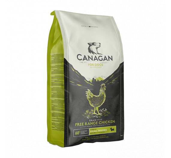 Canagan Small Breed Free - Run Chicken for Dogs 6kg