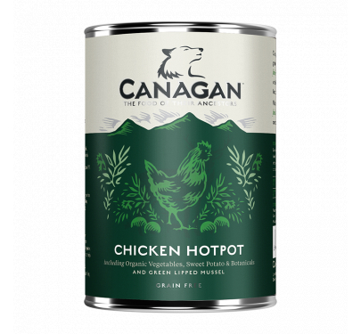 Canagan Can - Chicken Hotpot For Dogs 400gr