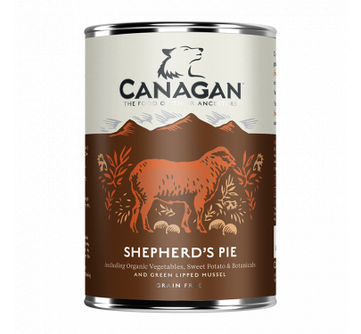 Canagan Can - Shepherds Pie For Dogs 400gr