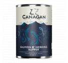 Canagan Can - Salmon & Herring Supper For Dogs 400gr